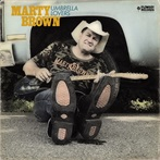 Marty Brown  'Umbrella Lovers'