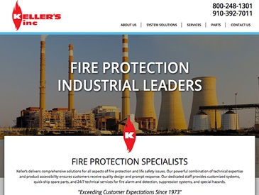 Keller's Inc.