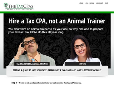 The Tax CPAs