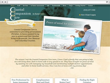 Coastal Companion Care