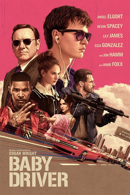 Watch the trailer for Baby Driver - Now Playing on Demand