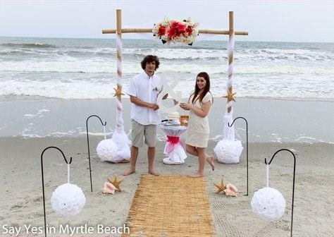 myrtle beach wedding pacakges