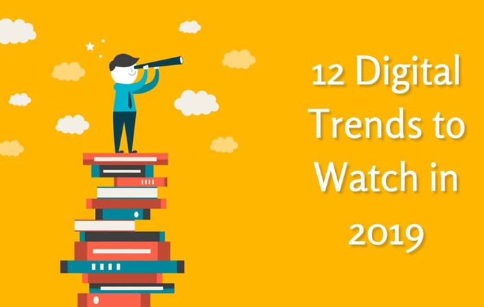 Important Digital Trends for 2019