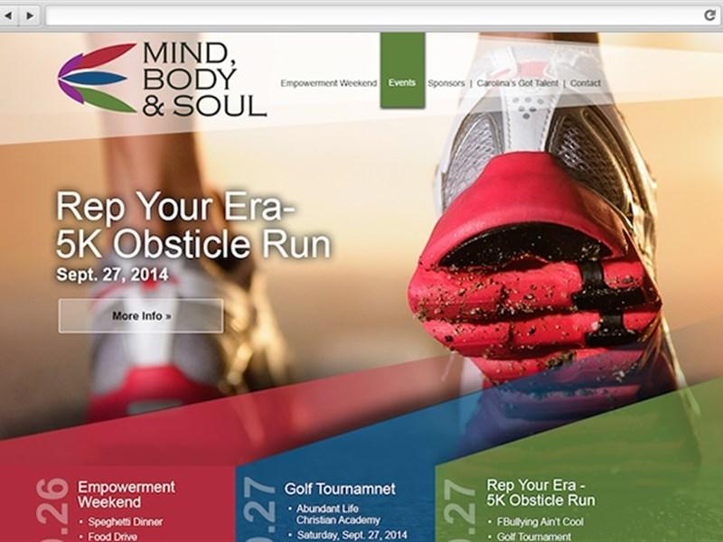 Mind, Body & Soul Empowerment Weekend