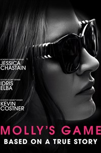 Molly's Game - Now Playing on Demand