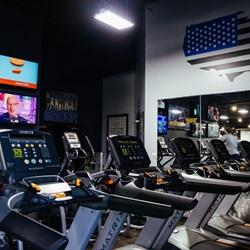 cardio workouts new bern