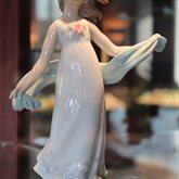Lladro Soft Breeze available at Albert F. Rhodes Jewelers
