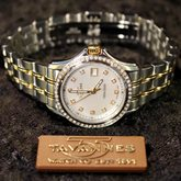 Tavannes Understated Swiss Elegance available at Albert F. Rhodes Jewelers