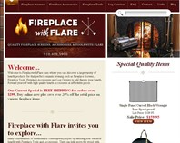 fireplacewithflare