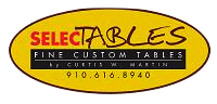 SelecTABLES fine furniture showroom