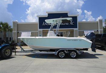 2020 Key West 219 FS Ice Blue liquid-unknown-field [type] Boat