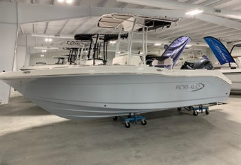 2020 Robalo R202 Explorer Alloy Gray (ON ORDER) Boat