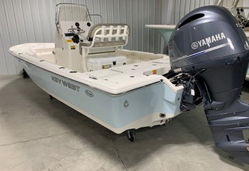 2020 Key West 210 Bay Reef Ice Blue (ON ORDER) Boat