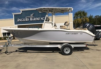 2020 Key West 219 FS Manta Gray (ON ORDER) liquid-unknown-field [type] Boat