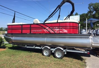 2020 Starcraft Pontoon SLS3 Red liquid-unknown-field [type] Boat