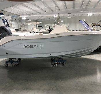 2019 Robalo R180 Ice Blue liquid-unknown-field [type] Boat