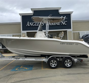 2019 Key West 219 FS Sand liquid-unknown-field [type] Boat