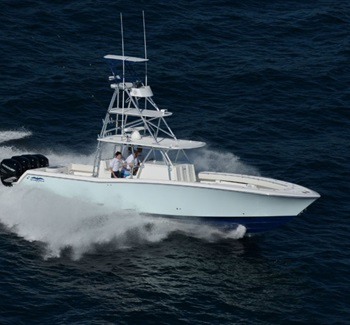 2019 Invincible 42 Open Fisherman New Boat