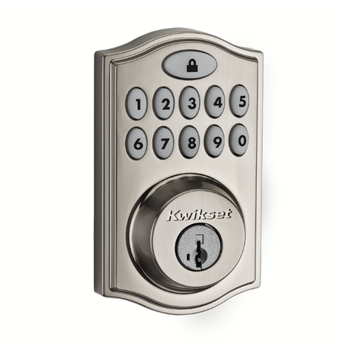 SmartHome door lock - Brushed Nickel