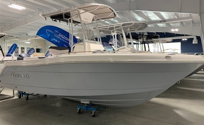 2020 Robalo R222 Alloy Gray (ON ORDER)