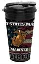 U.S. Marines TravelCup